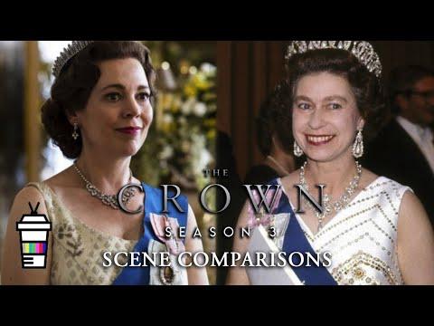 The Crown Season 3 - Scene Comparisons