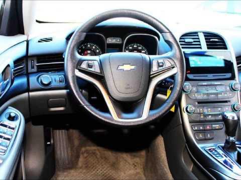 2013 Chevrolet Malibu LS w 1/FL Budget Car Sales Las Vegas