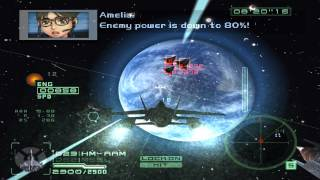 Airforce Delta Strike (PS2) Space Skirmish