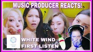 Music Producer Reacts to MAMAMOO (마마무)  White Wind Album!