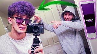 Me pinto el CABELLO MORADO *nuevo look* (HotSpanish Vlogs)