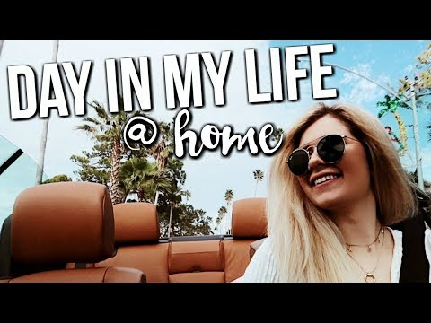 a day in my life at home | tampa, florida