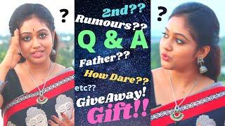 Q & A | QUESTION | ANSWERS | MEGHNAZ STUDIOBOX