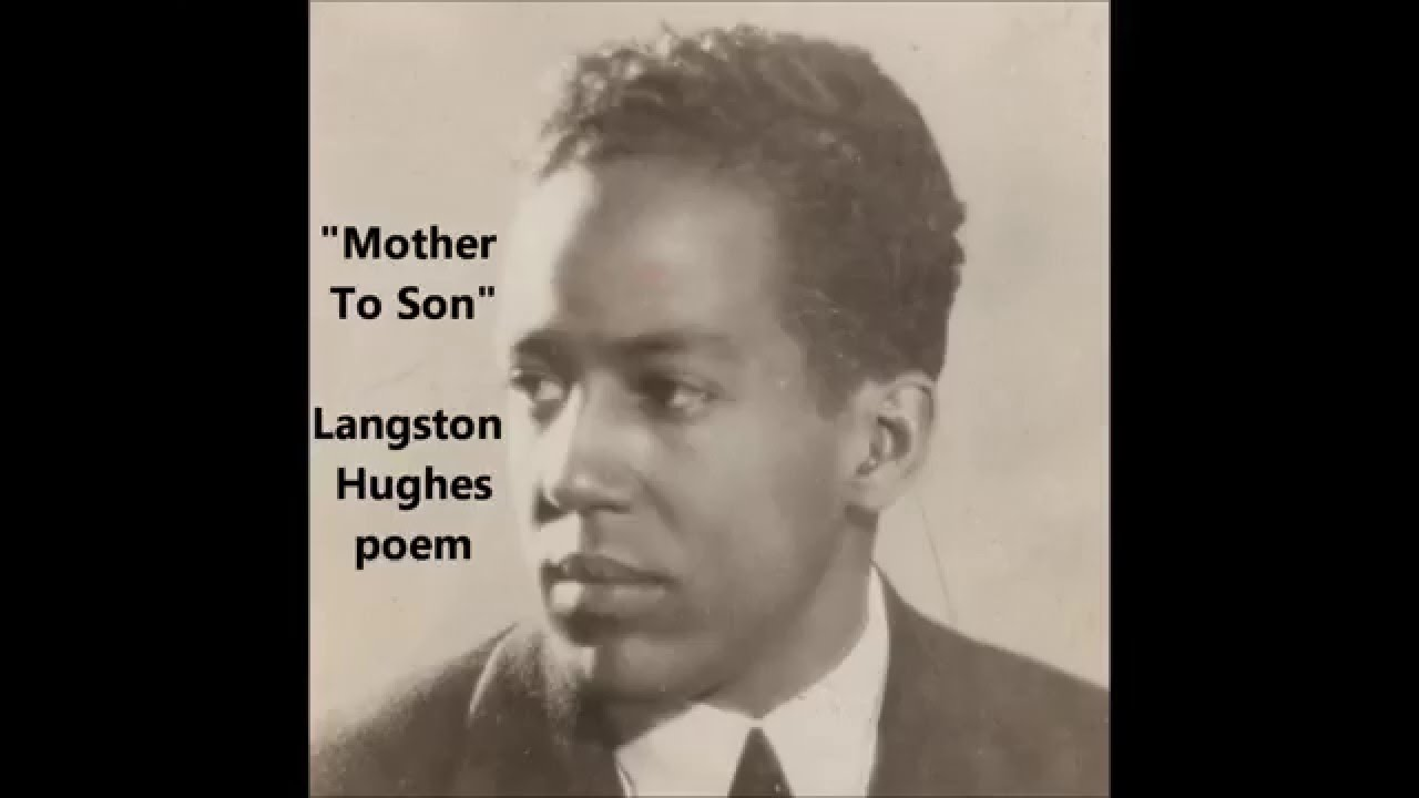 essay langston hughes mother son A persuasive essay on the poem mother to son by langston hughes i need criticism, the state writing test's coming up and i need to know what i'm doing wrong.