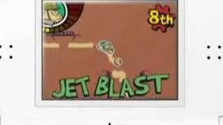 Wacky Races: Crash & Dash DS