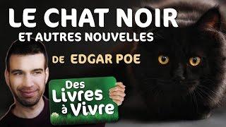 Le chat noir et autres nouvelles , de Edgar Allan Poe - MatYou - Des livres à vivre