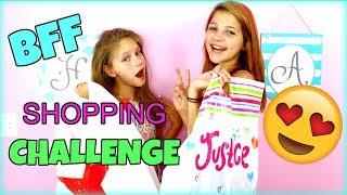 BEST FRIEND BUYS MY OUTFITS! The shopping challenge 2017