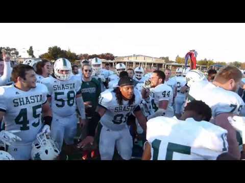 Shasta College Football Team Shasta College Football
