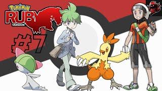 Pokémon Ruby #7:  Sengunda pelea contra Blasco. (si ves el video entenderas la miniatura) :)