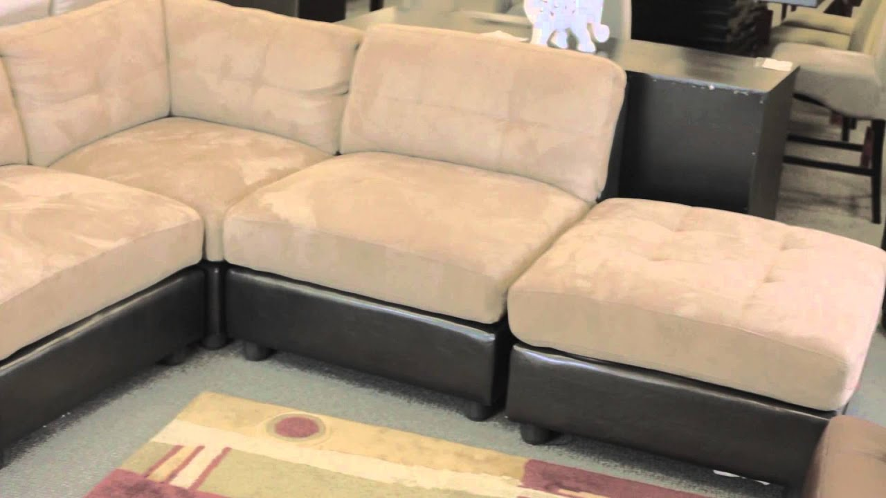 Claude Sectional Collection From Coaster Furniture