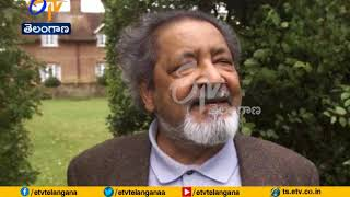 Nobel prize winning author VS Naipaul dies aged 85