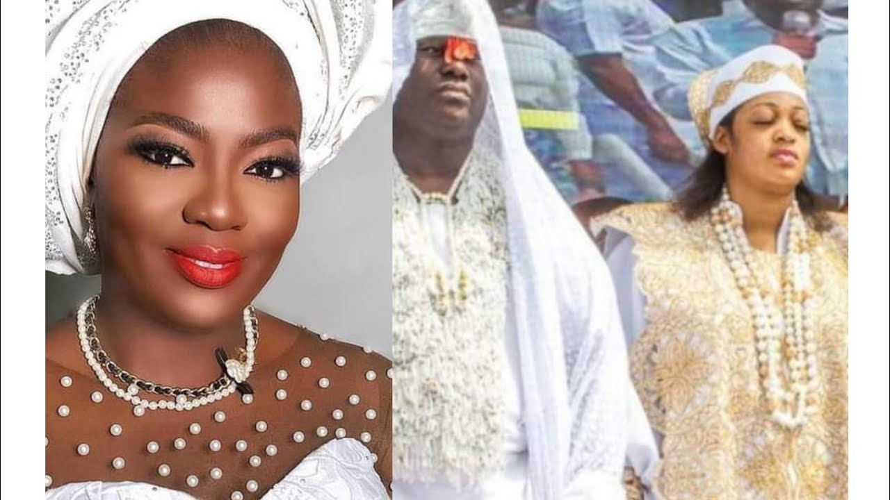 Download Alleged New Queen Of Ooni of Ife || The Real Truth About Princess Ashley Folasade Adegoke Revealed