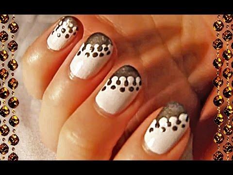 Дизайн ногтей. Маникюр. Рисунки на ногтях.