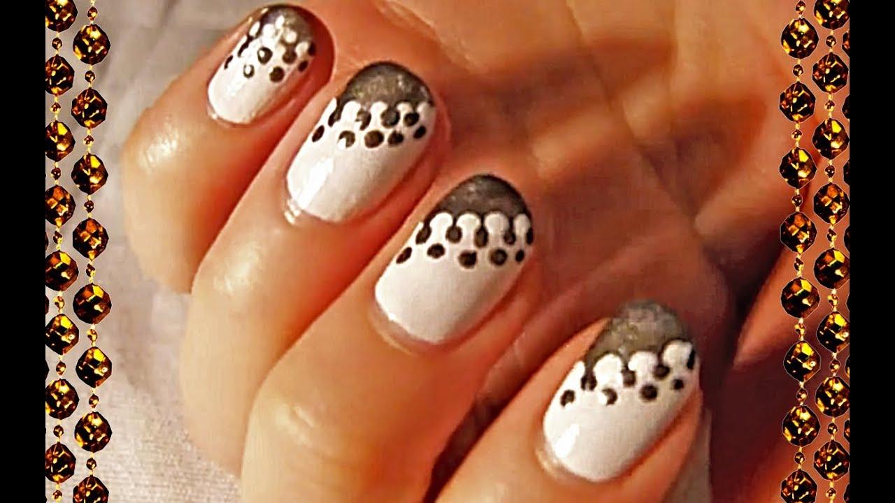 маникюр фото рисунки на ногтях