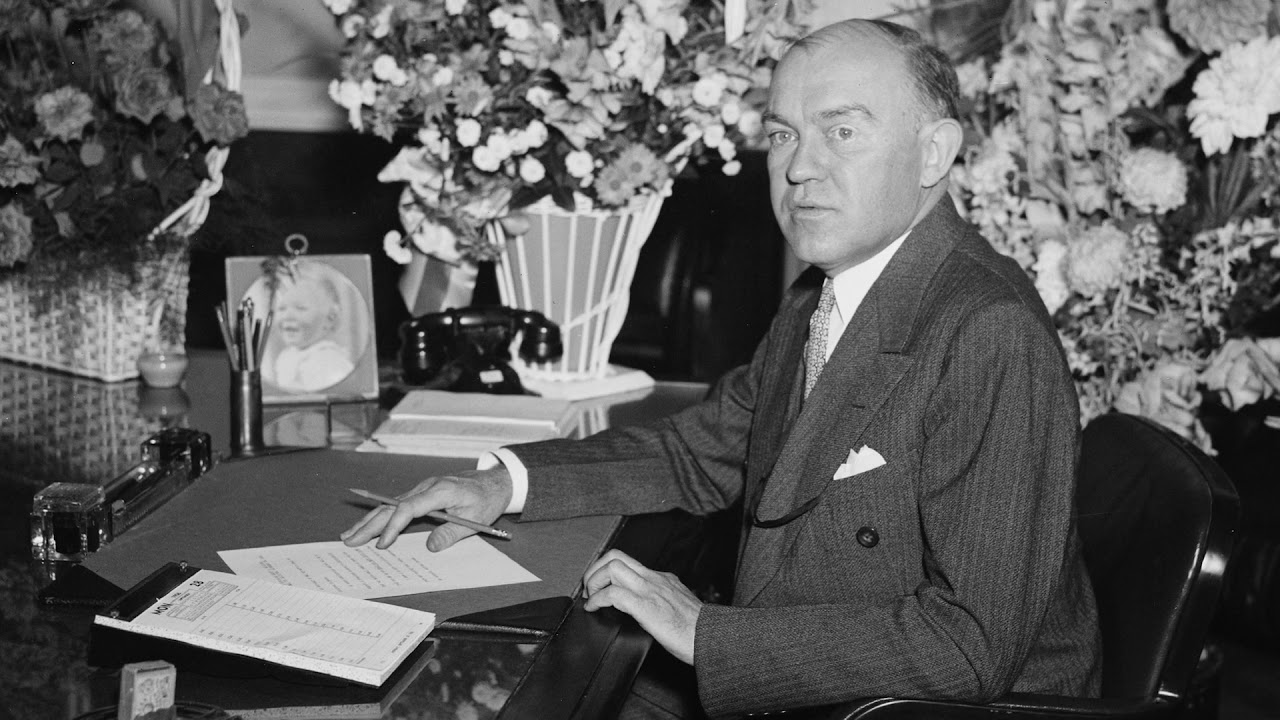 The End of American Isolationism: Why President Roosevelt Fired His Friend & Secretary of War