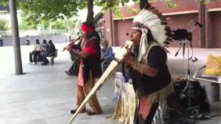 Native American spiritual music