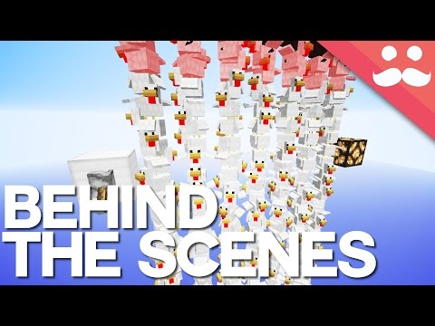 Behind The Scenes: Mobs Can Transmit Redstone Signals