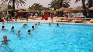 Club Magic Life Penelope Beach Imperial 4 наш отдых 2016 май- Джерба отдых туристы Домодедово(Аквааэробика!!!, 2016-06-08T07:45:32.000Z)