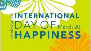 Speciale giornata internazionale della felicita' 2020