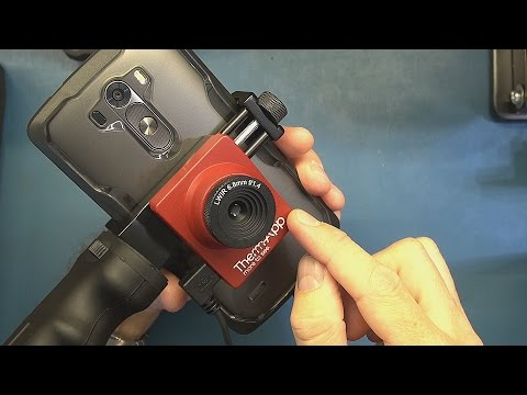 Opgal Therm-App TH Thermal Camera Review - Pt1