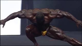 Brandon Curry Posing Routine | Mr. Olympia 2019 Finals