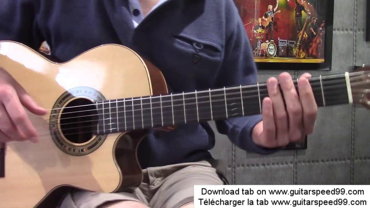 Enregistrements du cours 2 guitare n°50 (guitare, magazine cours2.