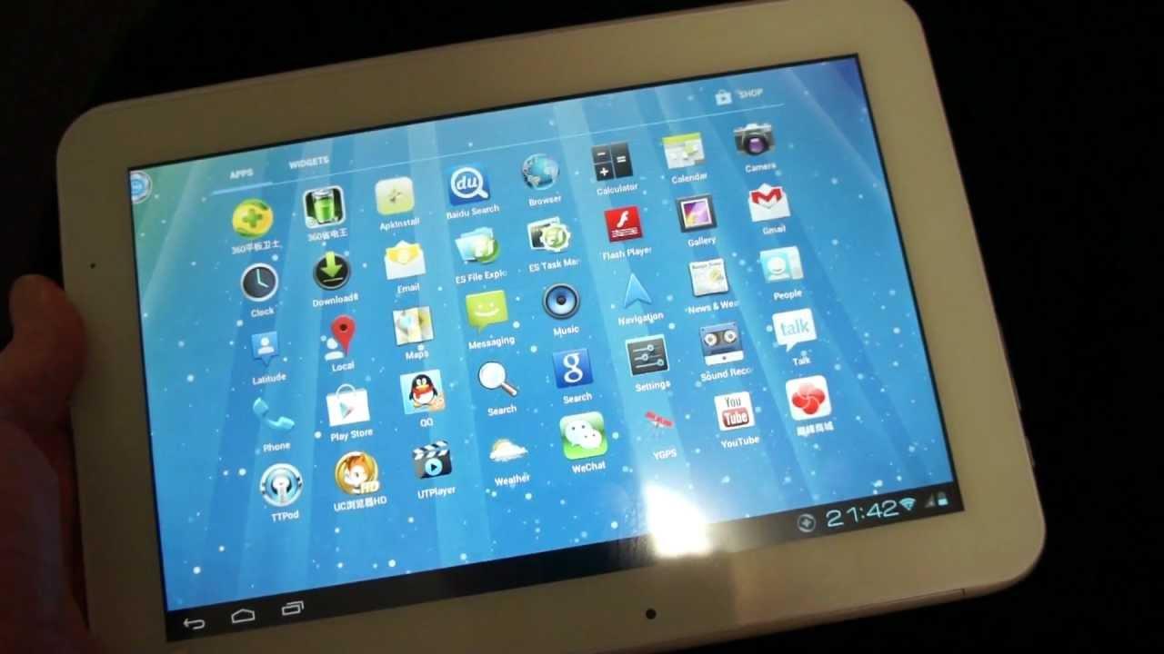 планшет hyundai t10 root