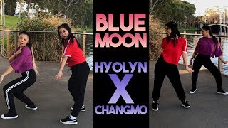 【IGNITE】 Hyolyn X Changmo Blue Moon (Dance Cover)