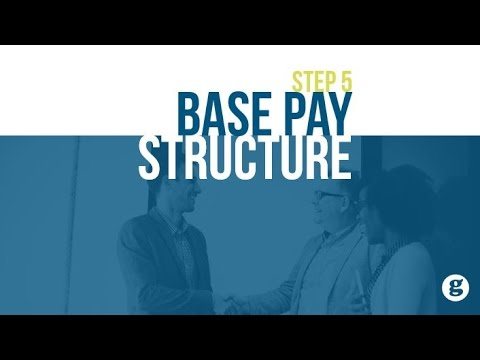 What does base pay mean in english