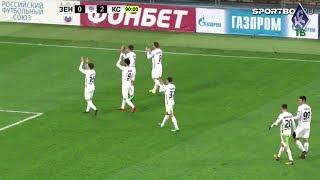 Видеообзор матча «Зенит-2» - «Крылья Советов»
