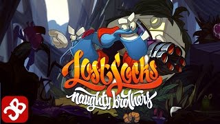 Lost Socks: Naughty Brothers (By Power Place Publishing LP) - iOS/Android - Gameplay Video