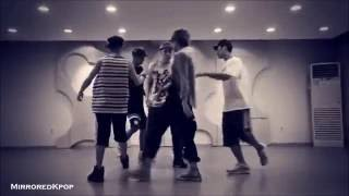 BEAST/B2ST - Not Me Mirrored Dance Practice MP3