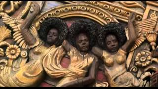 The Wiz 1978, Sidney Lumet, coney island tin man thunderbolt musical sequence intro