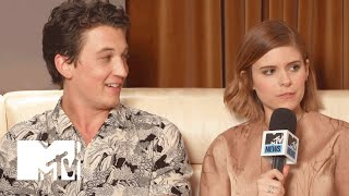 'Fantastic Four' Cast on Origin Stories | MTV News