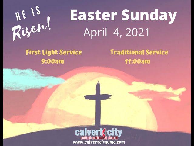 2021.04.04 Easter worship 9AM
