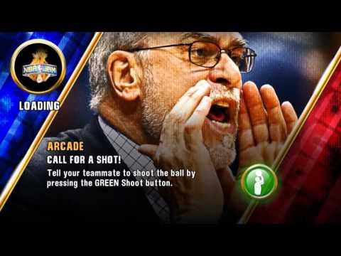 NBA JAM! KOBE AND SHAQ!