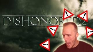 Greg Vs Leszbikus Nekrofil Démonnéni | Dishonored 2 #1