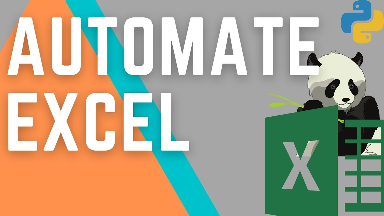 Automate Excel Work with Python and Pandas