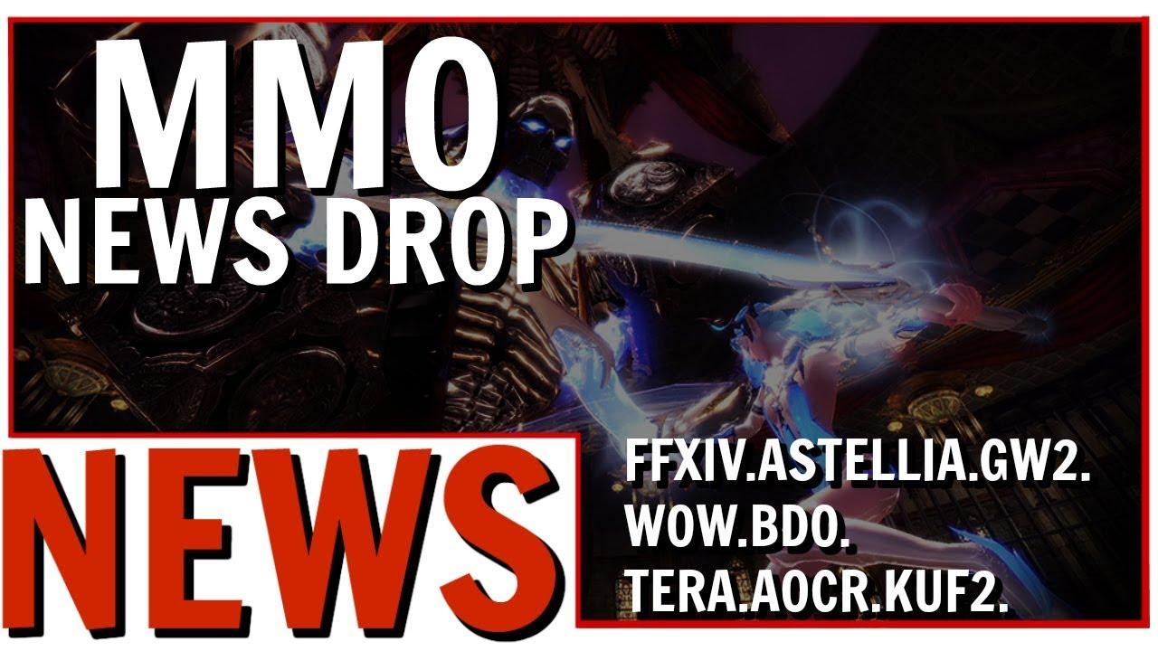 FFXIV Plans For Cross Data Center Play   Astellia Launch Details   BDO &  Megan Fox + More