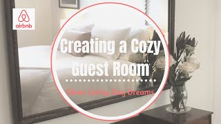 Gambar cover Airbnb Tips for hosts: Creating a cozy guest room.