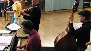 Excerpted from a set of reels: Portions of The Merry Blacksmith The High Reel played by Contraband Mark Barsamian (Fiddle) Mark Delozier (Piano) Michael ...