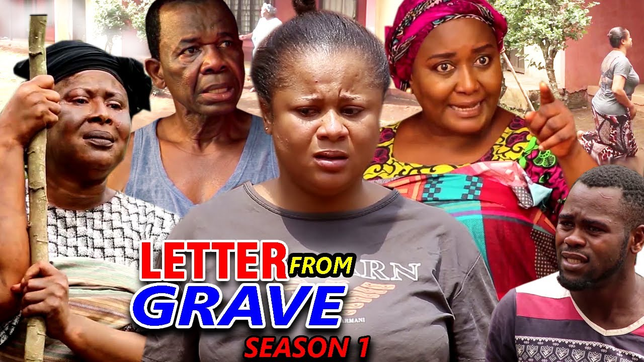 Download LETTER FROM THE GRAVE SEASON 1 - (New Movie)  2021 Latest Nigerian Nollywood Movie Full HD