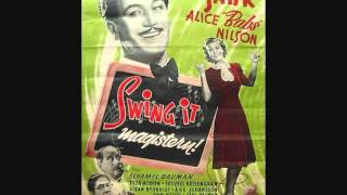 Regntunga Skyar - Margreth Måård med Thore Ehrling (1941)