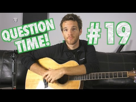 Question Time! Breakthroughs, Meetings, Devin Townsend and Tool!