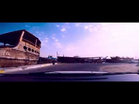 Doha Dhow Cruise Port - GoPro Hero 4 Black - Full HD