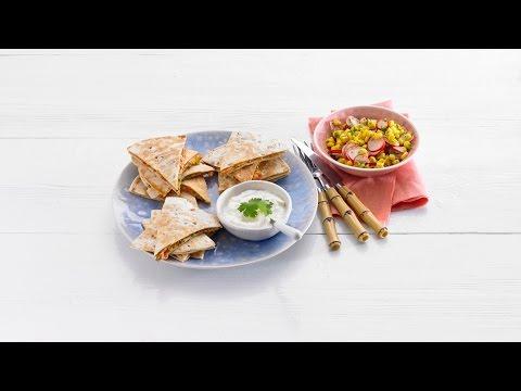 Quesadilla met tonijn – Allerhande