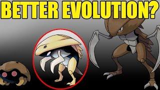MISSING POKEMON EVOLUTIONS!