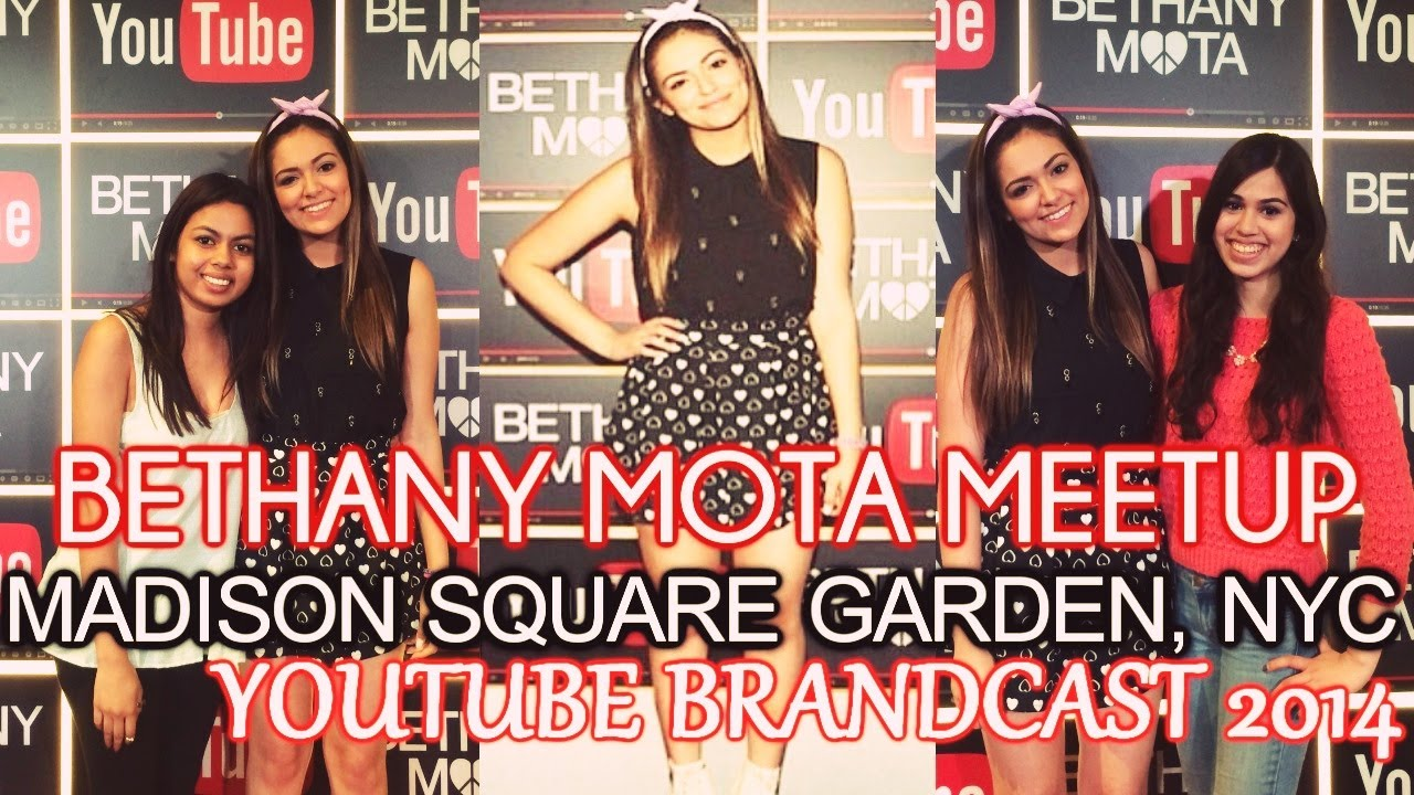 Best friends with bethany mota meet greet nyc brandcast best friends with bethany mota meet greet nyc brandcast 2014 m4hsunfo