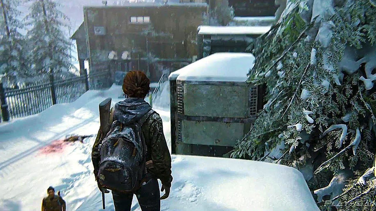 Ps4 Exclusive Games 2020.The Last Of Us 2 New Gameplay Demo Ps4 Exclusive 2020
