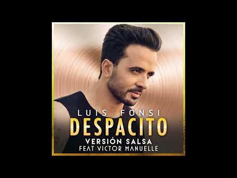 Luis Fonsi   Despacito Version Salsa ft  Victor Manuelle